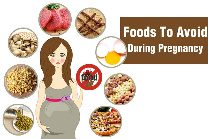 Food Pregnant Ladies Should Not Eat