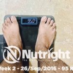 My Weight Loss Progress – Umar Majeed – Week 1