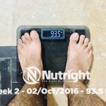 My Weight Loss Progress – Umar Majeed – Week 2