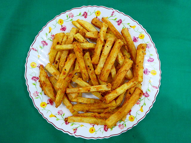 chips-french-fries