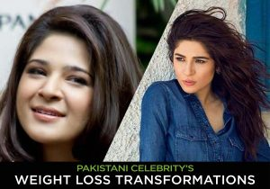 6 Pakistani Celebrities Who Lost Weight, For Good!