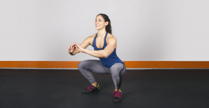 Bored Of The Usual Squats? Try These New Variations