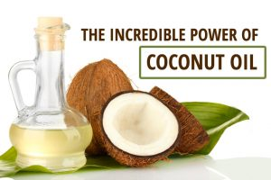 coconut oil power