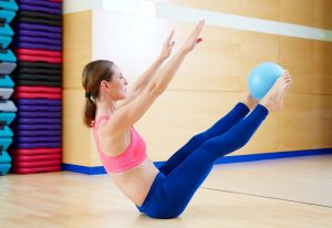 start Pilates right now